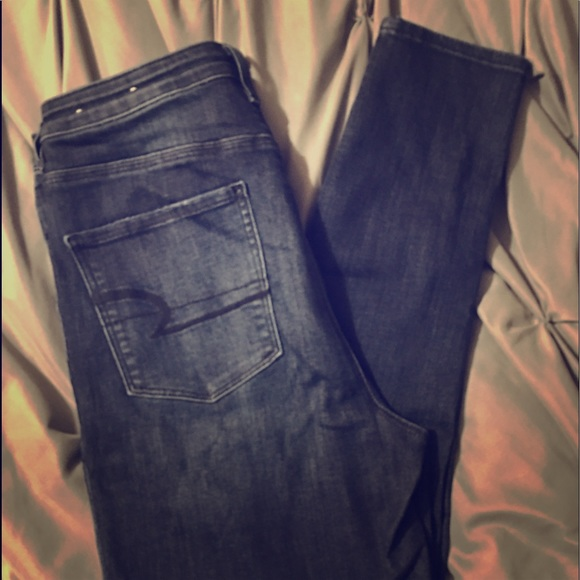American Eagle Outfitters Denim - American Eagle Highest Rise Jegging 12 R stretch